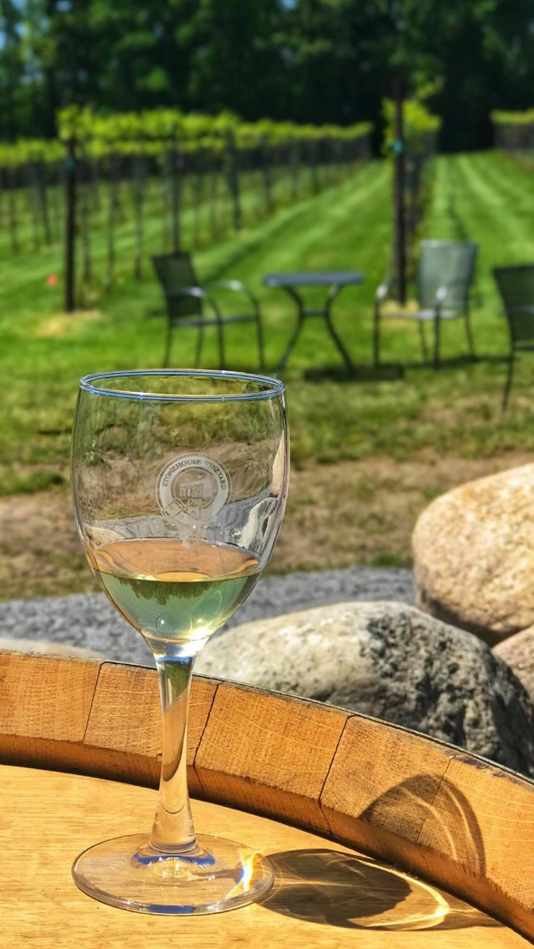 Stonehouse Vineyard is open